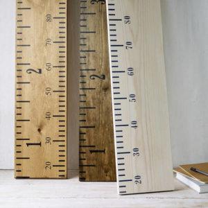 Деревянный ростомер