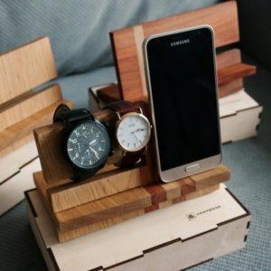 Подставка для телефона и часов купить Минск